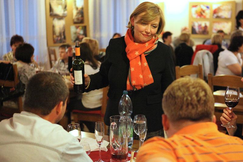 Ochutnávka vinařství Lobkowicz Mělník