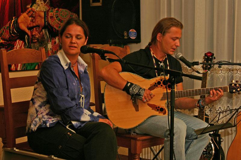 Jakub Kořínek a Kateřina Misíková