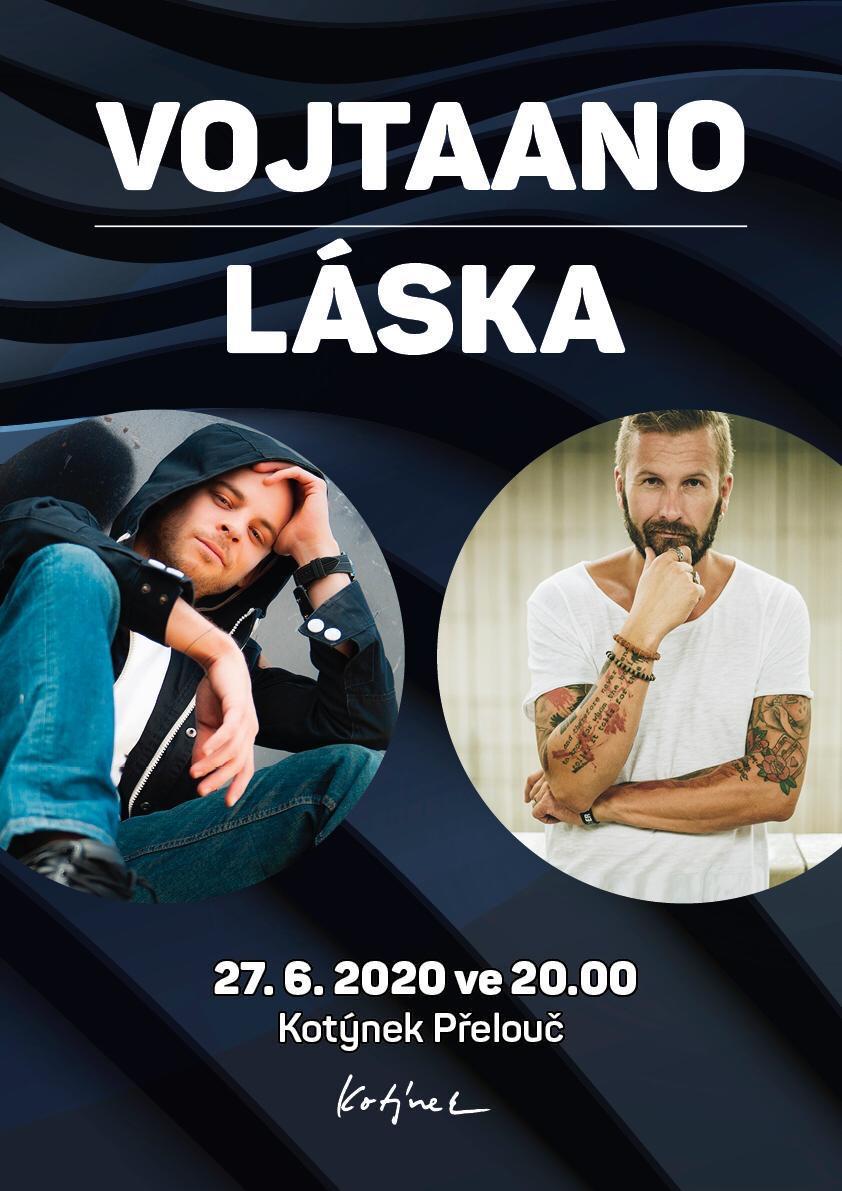 VOJTAANO & LÁSKA